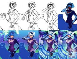 Process - DJ Sona by jaleh