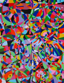 Celebrate by AcrylicArtMeridians