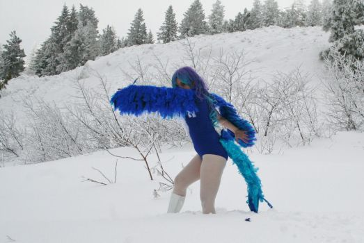 Articuno by IceDragonCosplay