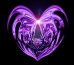 Purple Heart by rockgem