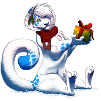 2018XMasCollab by AFrozenHeart