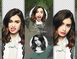 017 # LILY COLLINS PNG PACK by chrissy-cost