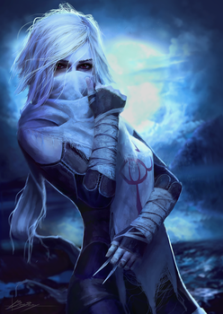 Sheik by Dropdeadcoheed