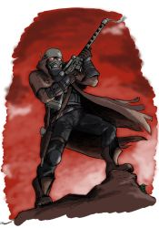 Fallout New Vegas Courier number 6 by Darcad