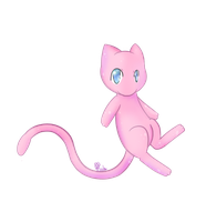 Mew by Tigerlilly-The-Cat