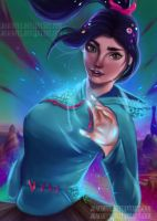 Vanellope by joacoful