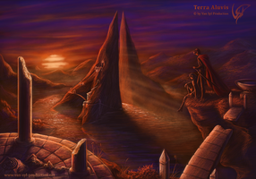 Twin Rocks by Van-Syl-Production