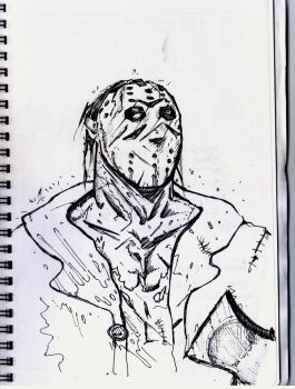 Jason Friday 13th by suspension99