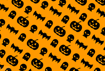 Halloween background free for use by ZeonSniper