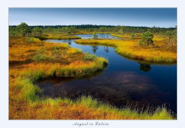 August in Latvia by Erni009