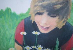 Christofer Drew . by living-in-fiction