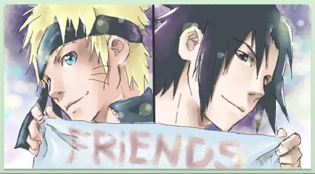 NARUTO: iScribble sketch by Sideburn004