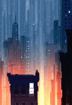 Urban Symphony by PascalCampion