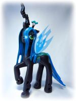 Queen Chrysalis by Dragon620026