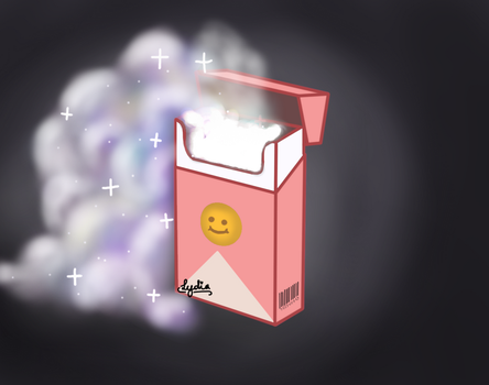 a pack of clouds by LydiaIsntVeryCool