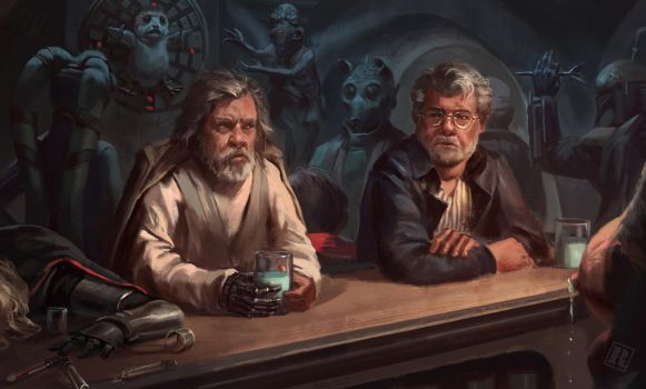 Luke and Lucas by RAPHTOR