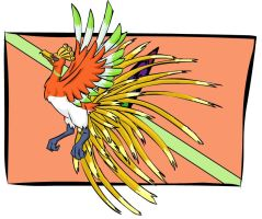 Mystery Dungeon: Ho-Oh