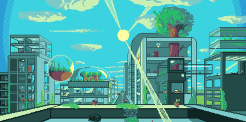 Solarcity by Daydreamer194