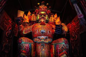 Chinese HUNGRY GHOST by SAMLIM