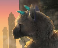 The Last Guardian by StephanieGrafe