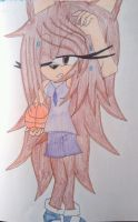 Amethyst Basketball by Sonicgirlfriend65