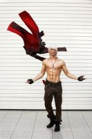 Live from MCM London Comic Con2013 - Dante Cosplay by LeonChiroCosplayArt