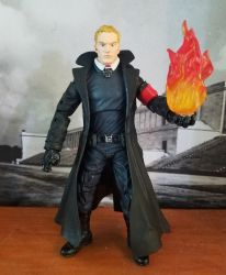 Custom Action Figure - Baron Hollesturm by WemblyFraggle