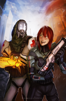 Mass effect- No technical difficulties by WinterSpec