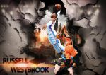 RUSSELL MVP WESTBROOK ! by AYGBMN