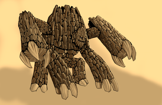 RIFT - Earth Colossus by sirwen11