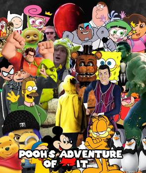 Pooh's Adventure of IT by GameCat15