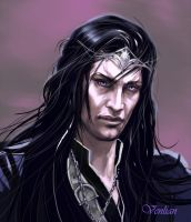 Feanor by Venlian