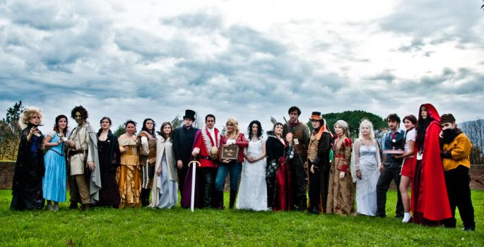 Once Upon a Time by LadyGiselle
