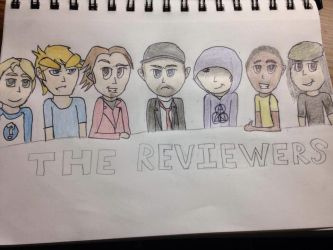 The Reviewers by BlueMoonSamurai