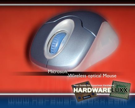 MS Wireless Optical Mouse by FuNKeR2oo1