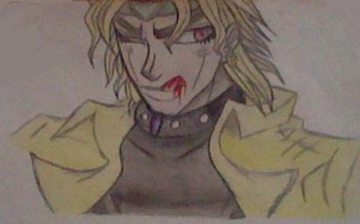 Dio Brando by Soniclover2010