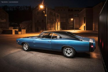 1968 Dodge Charger - Shot 13 by AmericanMuscle