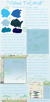 Cloud Tutorial by Turquoise-Lupine