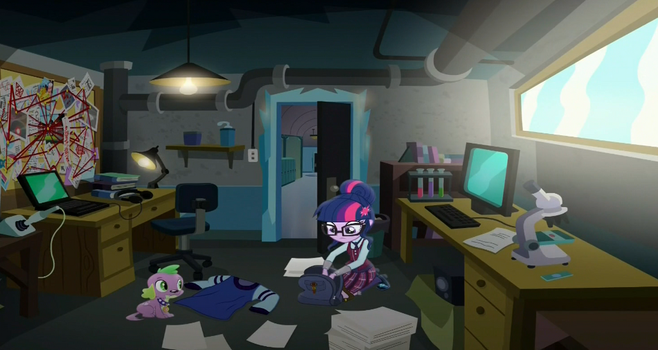 MLP Equestria Girls Friendship Games Moments 43 by Wakko2010