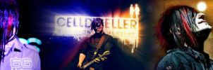 Banner Celldweller Fan-ART by 972oTeV
