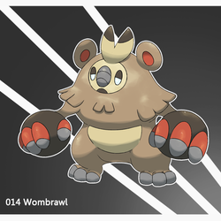 014: Wombrawl by SteveO126