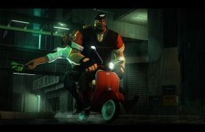 Chasing Cars by ZeUberMedicGMOD