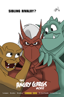 The Angry Gargs Movie by DubyaScott