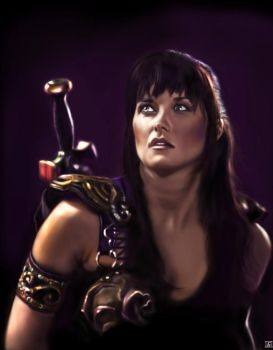 Xena by TheSig86