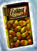 Fallout Tictacs by eatcat