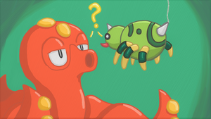 Octillery AND Spinarak