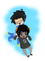 PUT ME DOWN EGBERT by crystalice96