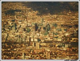Above London by nnIKOO