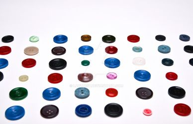 Buttons by LadyNeit
