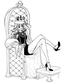 Queen Nami by Melolontha2